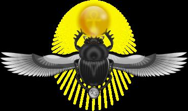 Скарабей – талисман из древнего Египта
