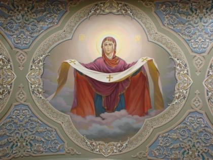 14 октября – праздник Покрова Пресвятой Богородицы