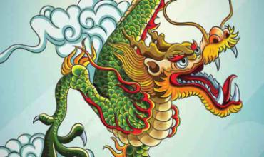 Дракон в восточном гороскопе – легенды, мифы, история