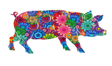 Свинья в восточном гороскопе – мифы и легенды