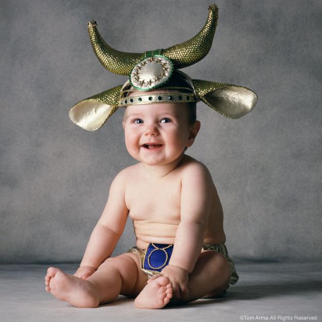Ребенок Телец – детский гороскоп