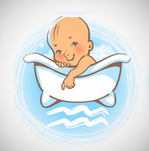 Ребенок Водолей – детский гороскоп