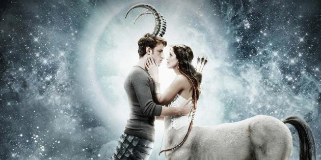 Любовный гороскоп Козерога – семья, брак, отношения