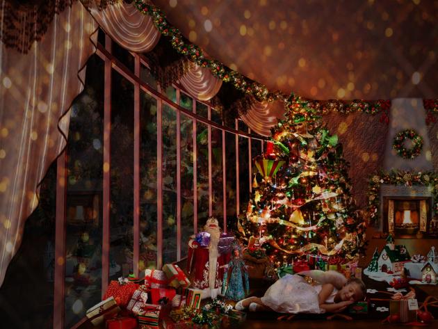 Сны в новогоднюю ночь