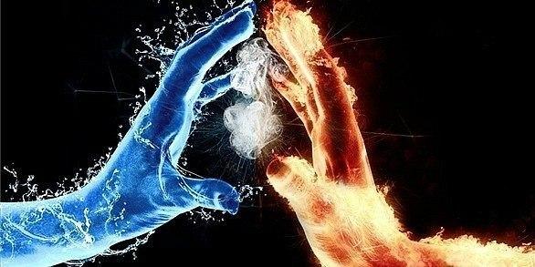 Противоборство или сотрудничество стихий Воды и Огня