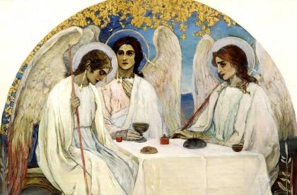 Магия и заговоры на день Святой Троицы