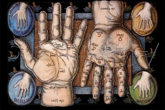 О чем говорит форма пальцев в хиромантии