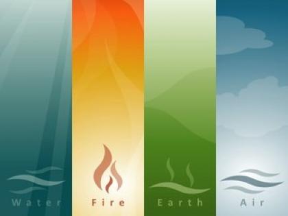 Магия четырех стихий