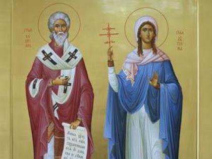 15 октября – день Куприяна и Устиньи