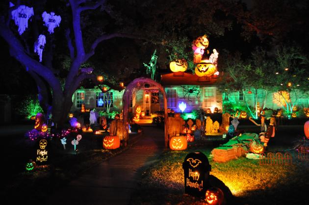 Как отпраздновать Хэллоуин – 31 октября 2020 года