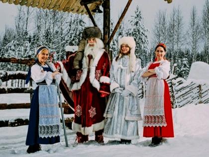 Новый год в Карелии 2018