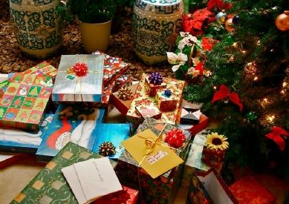 Подарки на Новый Год 2018