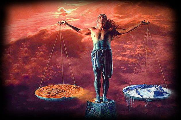 Гороскоп мужчины-Весы