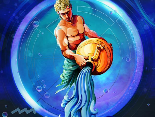 Гороскоп мужчины-Водолея