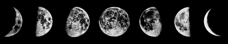 Фазы Лун
