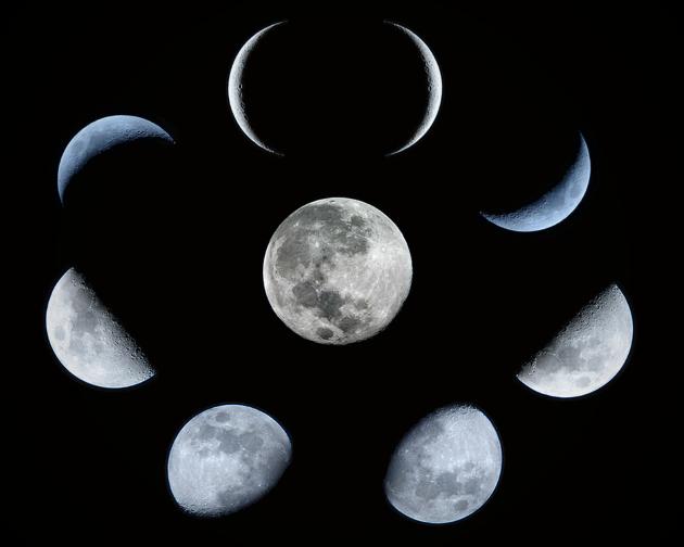 Лунный календарь здоровья и благополучия на январь 2019 года