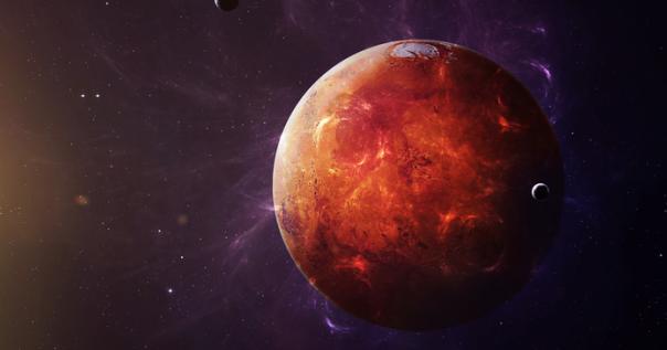 Эфирные масла для рожденных под покровительством Марса