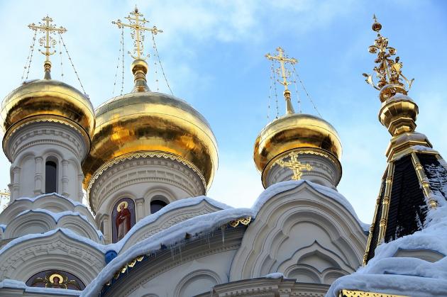 Купола христианской церкви