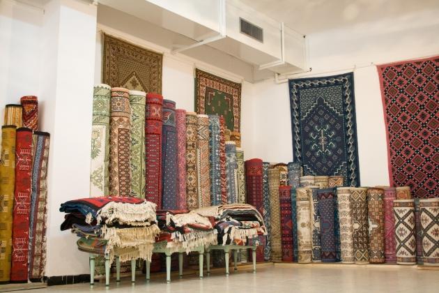 Тунисские ковры