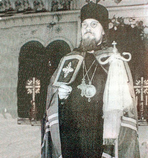 Пасхальные беседы и проповеди от архиепископа Афанасия Мартоса