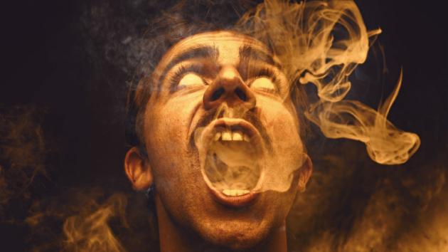 Спонтанное самовозгорание человека