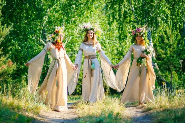 Семик — история праздника, приметы и традиции