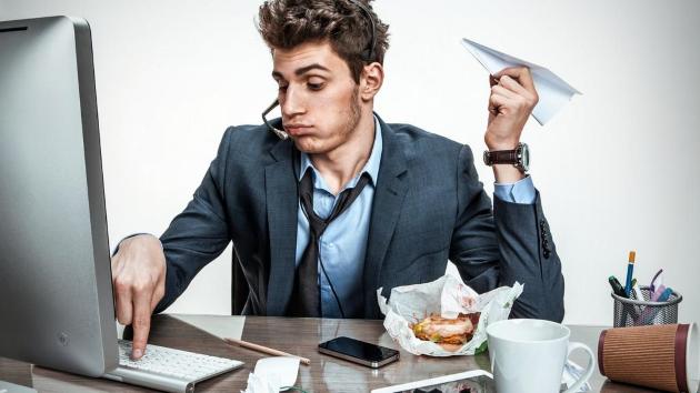 Как можно работать, не работая? Советы, которые невозможно игнорировать