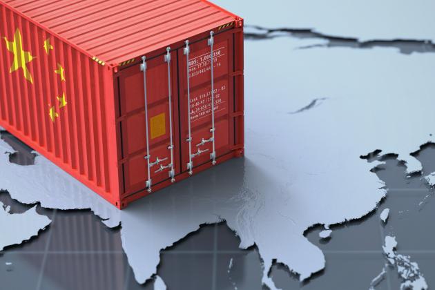 Торговля товарами из Китая