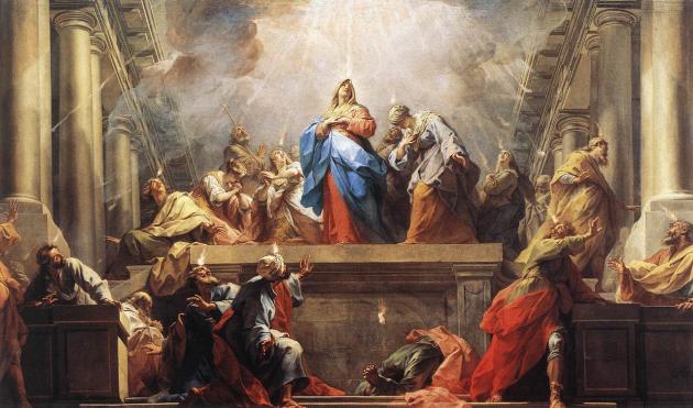 Пятидесятница– важный христианский праздник