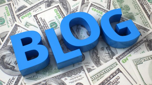 Заработок на ведении блога