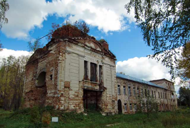 Богородицкий Игрицко-Песоченский монастырь