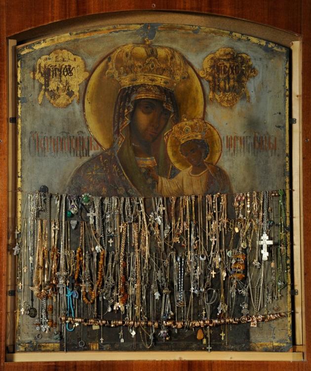 Черниговская-Гефсиманская икона Богородицы