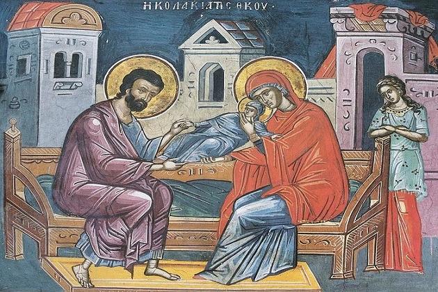 Двунадесятые непереходящие праздники православной церкви