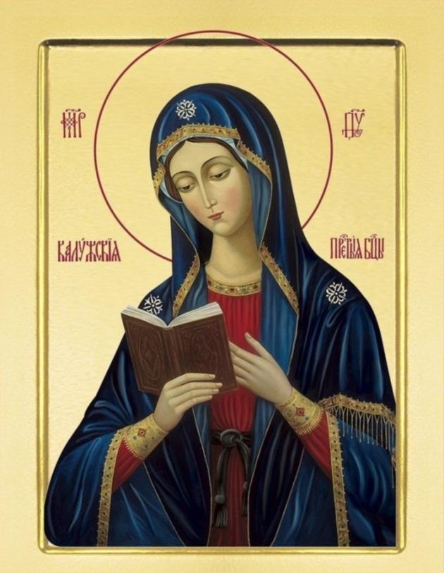 Явление Калужской иконы Божией Матери