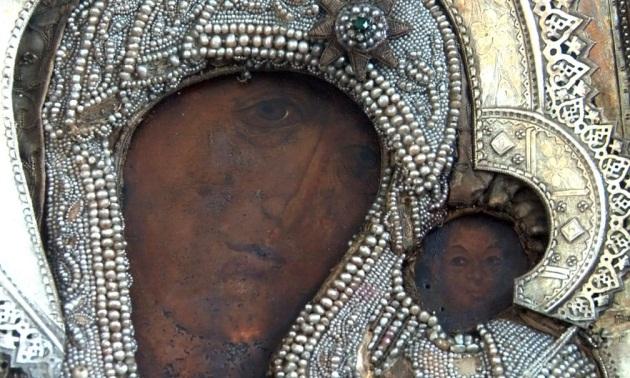 Казанская икона Божией Матери, именуемая Вязниковская