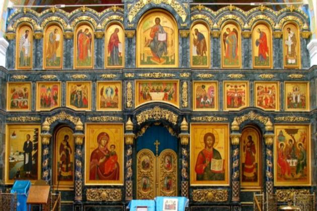 Иконы Божьей Матери, встречающиеся в месяцеслове