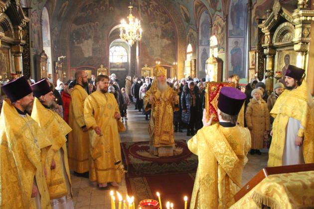 Праздники, отмечаемые православной церковью
