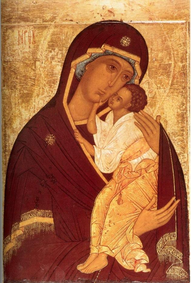 Ярославская икона Божией Матери