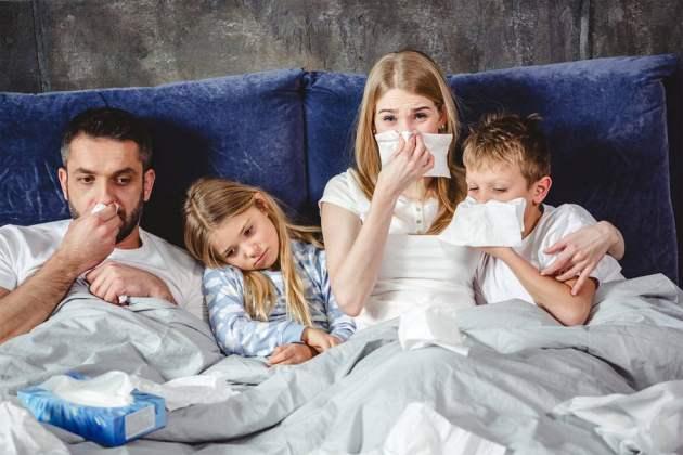 Крепкая иммунная система организма всей семьи