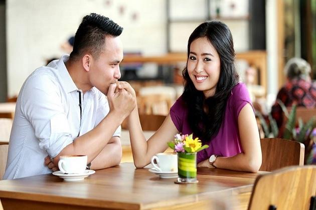 Первое свидание с девушкой или парнем
