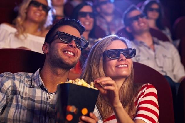 Первое свидание в кино