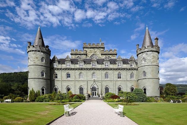 Шотландия – мрачная и прекрасная страна на островах
