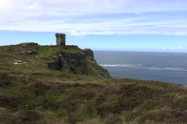 Чем так прекрасен отдых в Ирландии