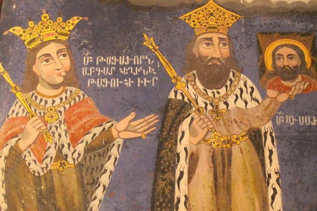 Царь Авгарь