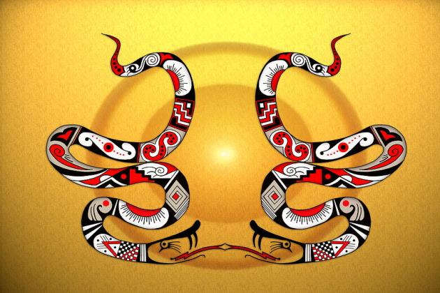 Славянский гороскоп для Ужа